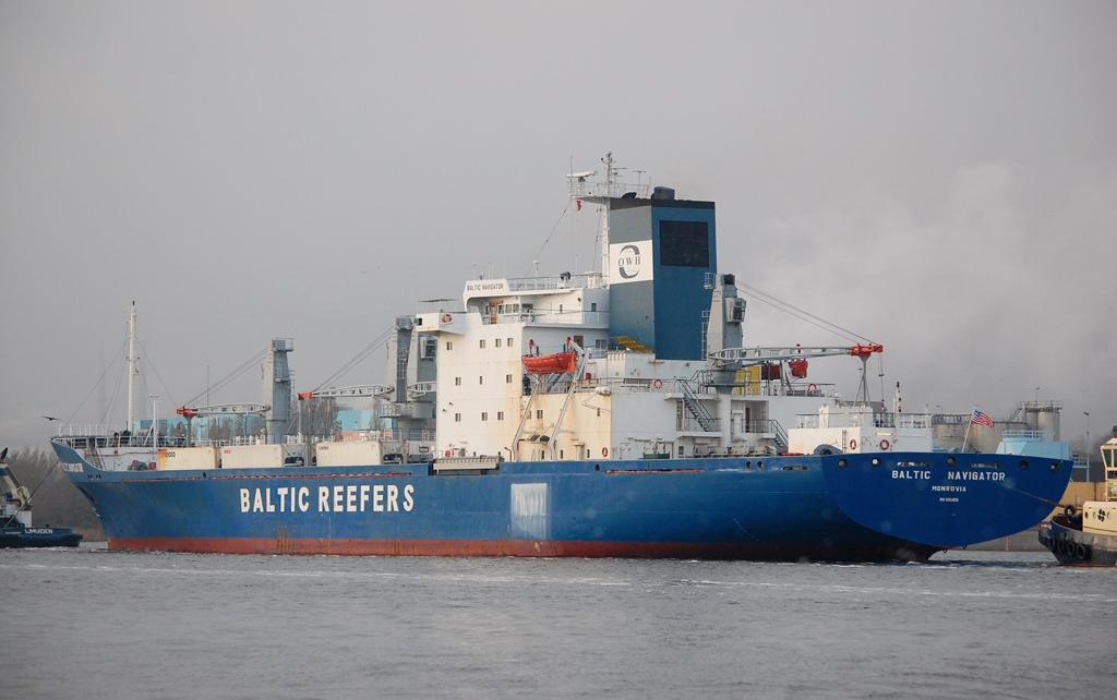 N b shipping und trading gmbh